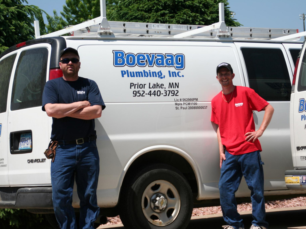 We'll handle your water heater installation